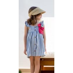 Vestido niña Toile de jouy